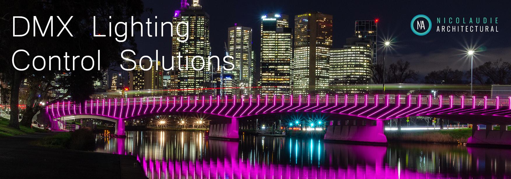 Nicolaudie - DMX Lighting Control Solutions