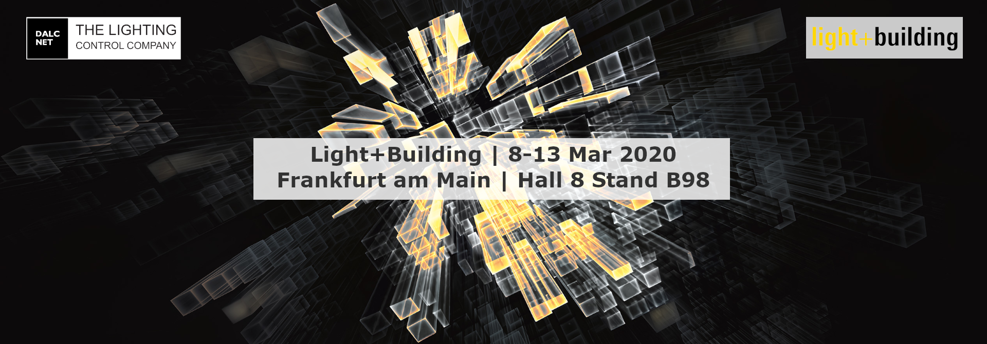 Dalcnet will present at Light+Building 2020 the last news about LED Lighting